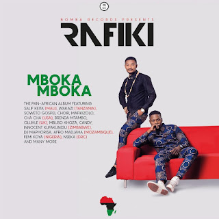 Rafiki feat. Afro Madjaha  - Xisuti ( 2019 ) [DOWNLOAD]