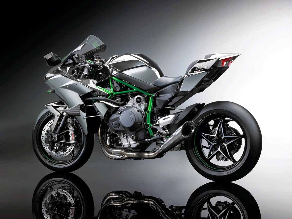 Kawasaki Ninja Zx R How Much Cc