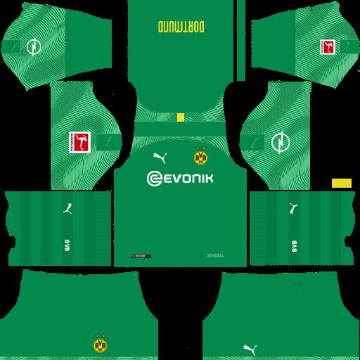 Borussia Dortmund Kits 2019 2020 Puma To Dream League Soccer 2020