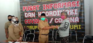Wartawan Sukabumi Dapat Fasilitas Kesehatan Dari Bupati Lewat Kartu Sehat Pers