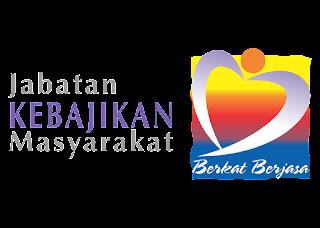 Logo Jabatan kebajikan masyarakat Vector Download Free - berkat berjasa
