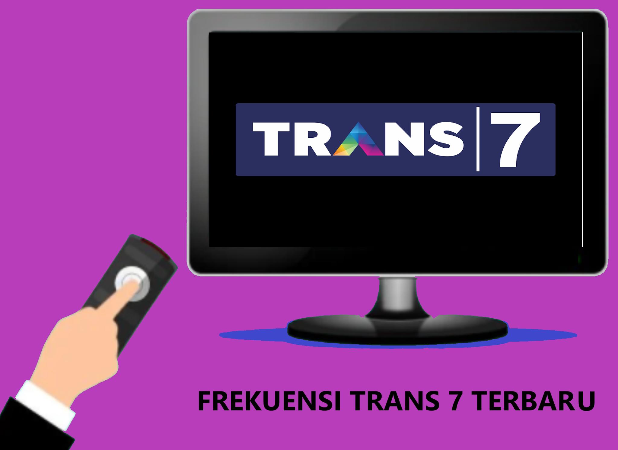 Frekuensi Trans 7 Terbaru Di Telkom 4 Update 2020
