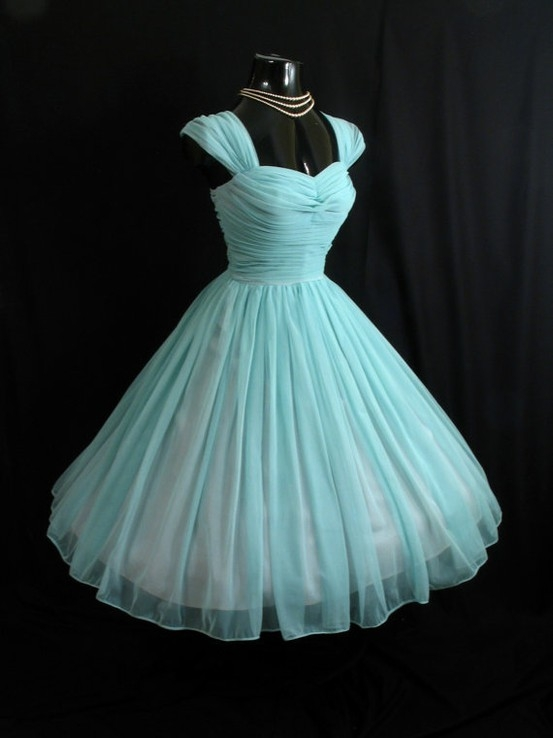 ab8799fe9be Next is this Ball Gown Square Knee-Length Light Blue Chiffon Homecoming  Dress with Ruffles. I picked this dress because I know that most of you  ladies will ...