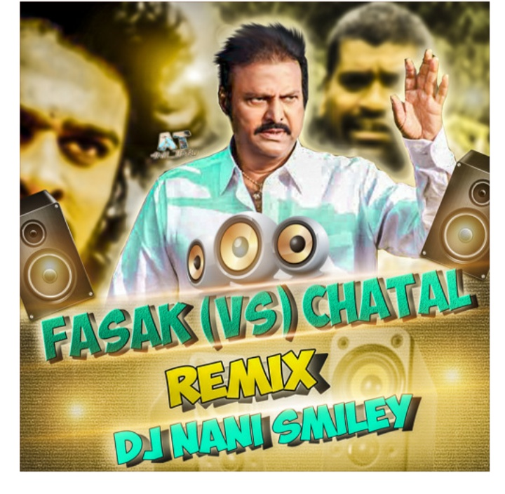 Fasak Dialogues Remix [ Theenmar Vs Chatal ] Mix Master By