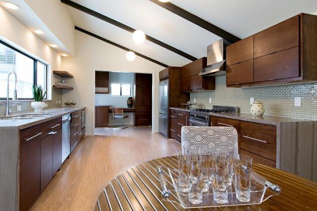 แบบห้องครัวโมเดิร์นตกแต่งสวย