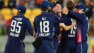 Kane Williamson 112* - New Zealand vs England 3rd ODI 2018 Highlights