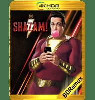 SHAZAM! (2019) BDREMUX 2160P HDR MKV ESPAÑOL LATINO