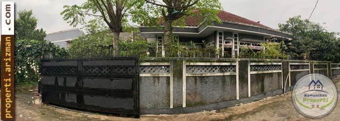 Dijual Rumah Hook 2 Lantai Sukabumi