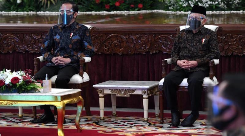 Jokowi: Tetap Kedepankan Akuntabilitas dan Transparansi Dalam Penanganan Covid-19