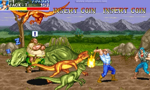 Cadillacs and Dinosaurs of Mustafa PC Game Full Download ...