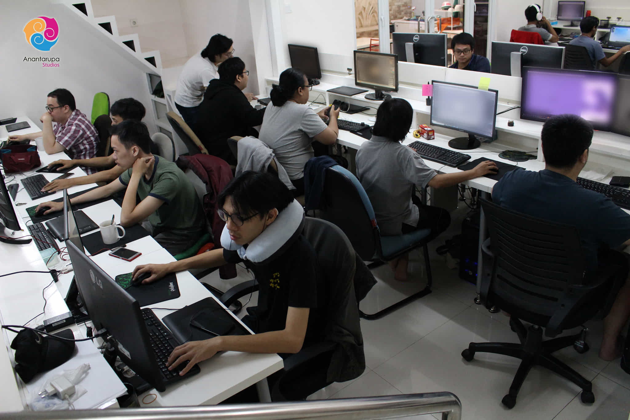 Lowongan Kerja Full Remote 3D Modeller & 3D Animator (Anantarupa Studios)