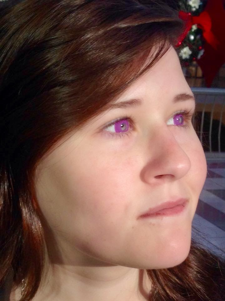Most Amazing Natural Eye Color