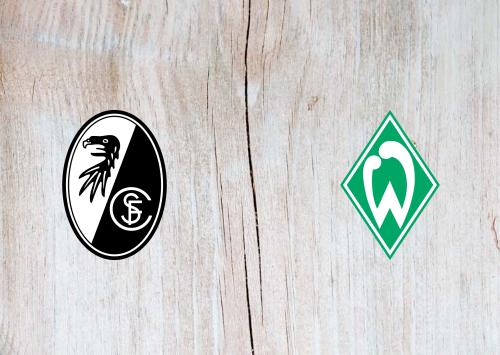 Freiburg vs Werder Bremen -Highlights 23 May 2020