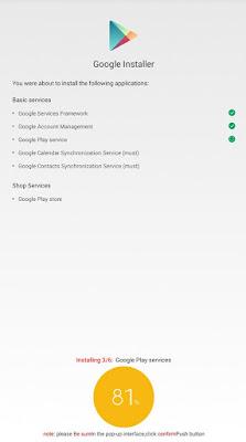 Google Installer - Instala todas as aplicações da Google no teu Xiaomi não global