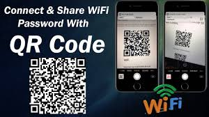 WIFI QR Code Scanner