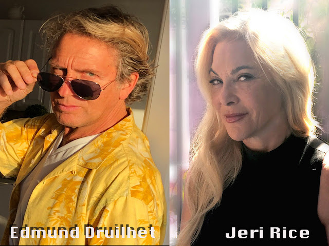 Edmund Druilhet Film Maker and Jeri Rice Film Maker combine forces to deliver a knockout punch to the Hollywood Myth.