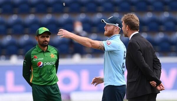 Pakistan vs England First Match Live Streaming - PAK Vs England 1st ODI Live