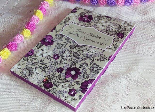 Orgulho e Preconceito, Jane Austen, livro