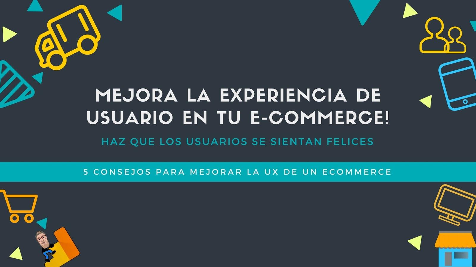 Experiencia de Usuario en Ecommerce