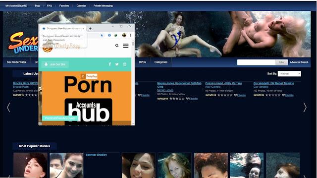 Sexunderwater Login Proof Account Free