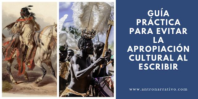 En un recuadro hay un nativo americano sobre un caballo y en el otro recuadro hay una tribu africana bailando