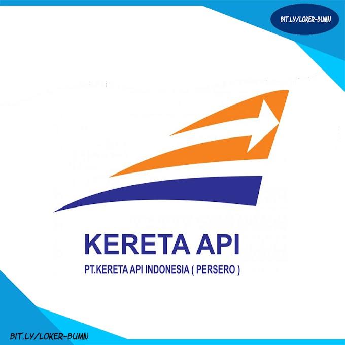 Lowongan Kerja BUMN PT Kereta Api Indonesia (Persero) Tbk Tingkat SMA Sederajat