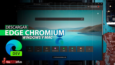 como descargar edge chromium ultima version