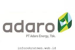 Lowongan Kerja PT. Adaro Energy Tbk 2019