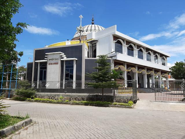 Jadwal Khotib Jumat Masjid Abu Bakar Ash-Shiddiq 2020