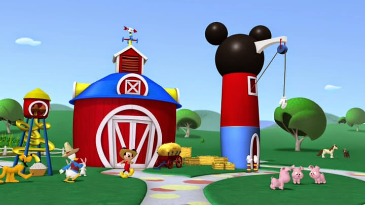 Watch Mickey And Donald Have A Farm Mickey Mouse Clubhouse