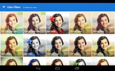 تطبيق خاص لمعالجة الصور والتصوير بإحترافية PhotoDirector Photo Editor App
