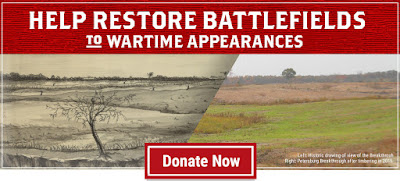 Help Restore Battlefields to Wartime Appearances