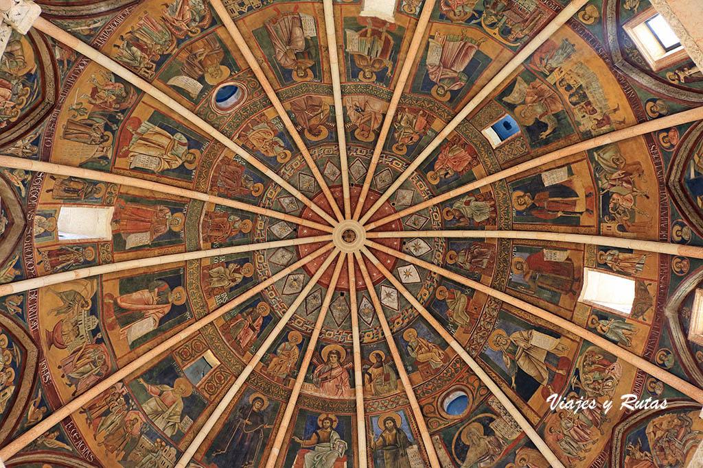 Baptisterio de San Giovanni, Parma