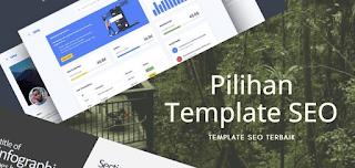 10 rekomendasi Templet Seo terbaik dan responsif