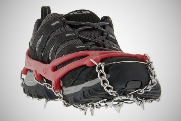 MICROspikes - Pocket-sized Traction System