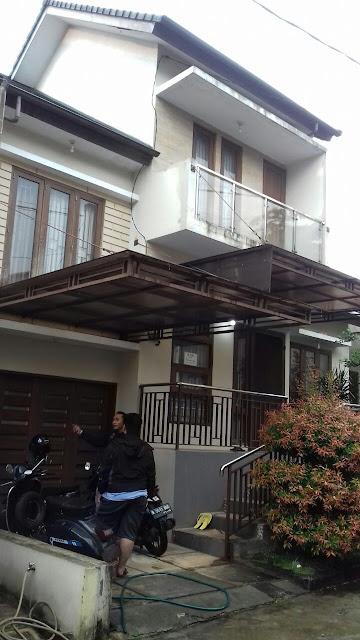Rumah Dijual : di Perumahan Hankam Pondok Gede