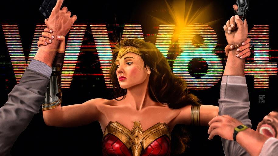 Wonder Woman 1984, Gal Gadot, 4K, #3.2326