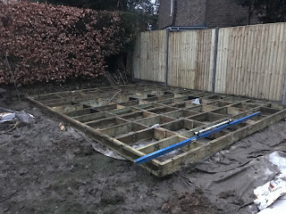 deck frame construction