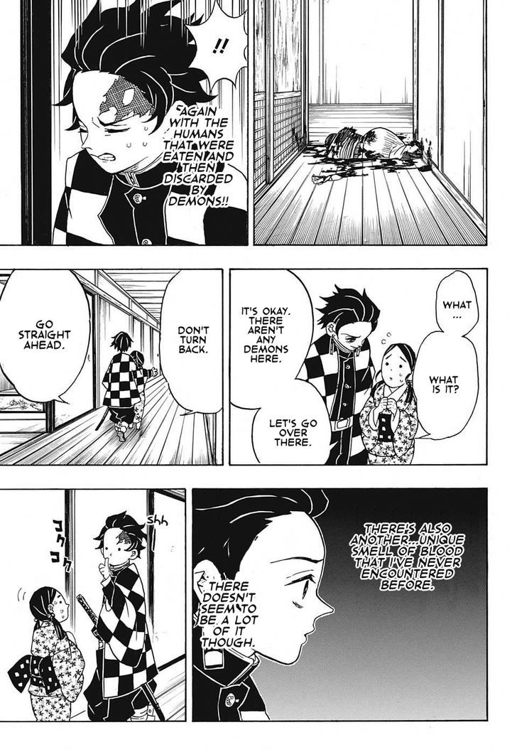 DEMON SLAYER: KIMETSU NO YAIBA CHAPTER 22 34