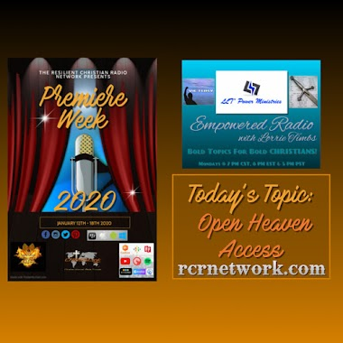 RCR PW: Empowered Radio - Open Heaven Access