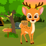 Games4King  Cute Deer Escape 2 Walkthrough