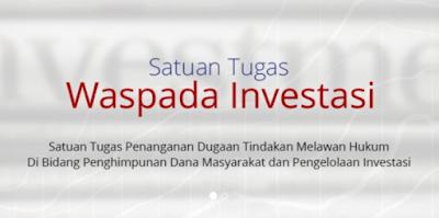Tutup 127 Pinjaman Online Ilegal, Satgas Waspada Investasi Siap Perkuat Penegakan Hukum