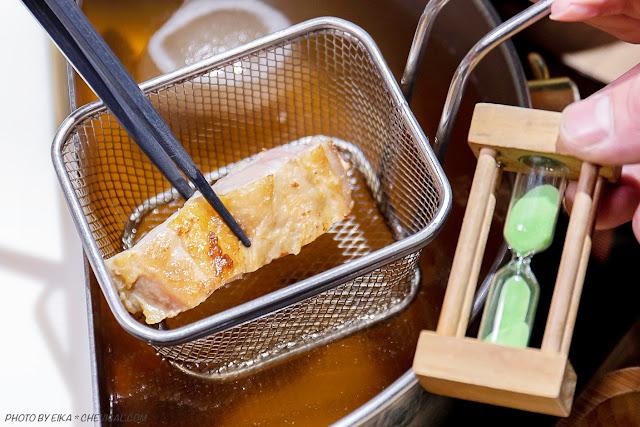MG 7705 - 熱血採訪│青森鍋物,台中火鍋88顆蛤蠣聚寶盆只送不賣!當月壽星再送肉蛋糕!(已歇業)