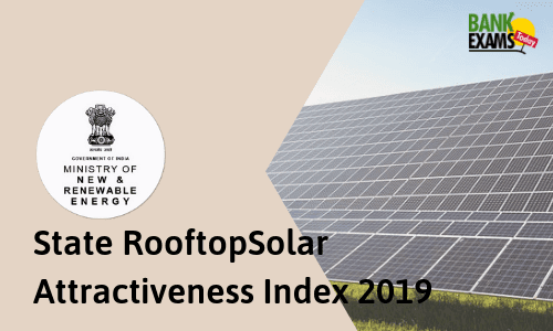 State RooftopSolar Attractiveness Index 2019: Highlights