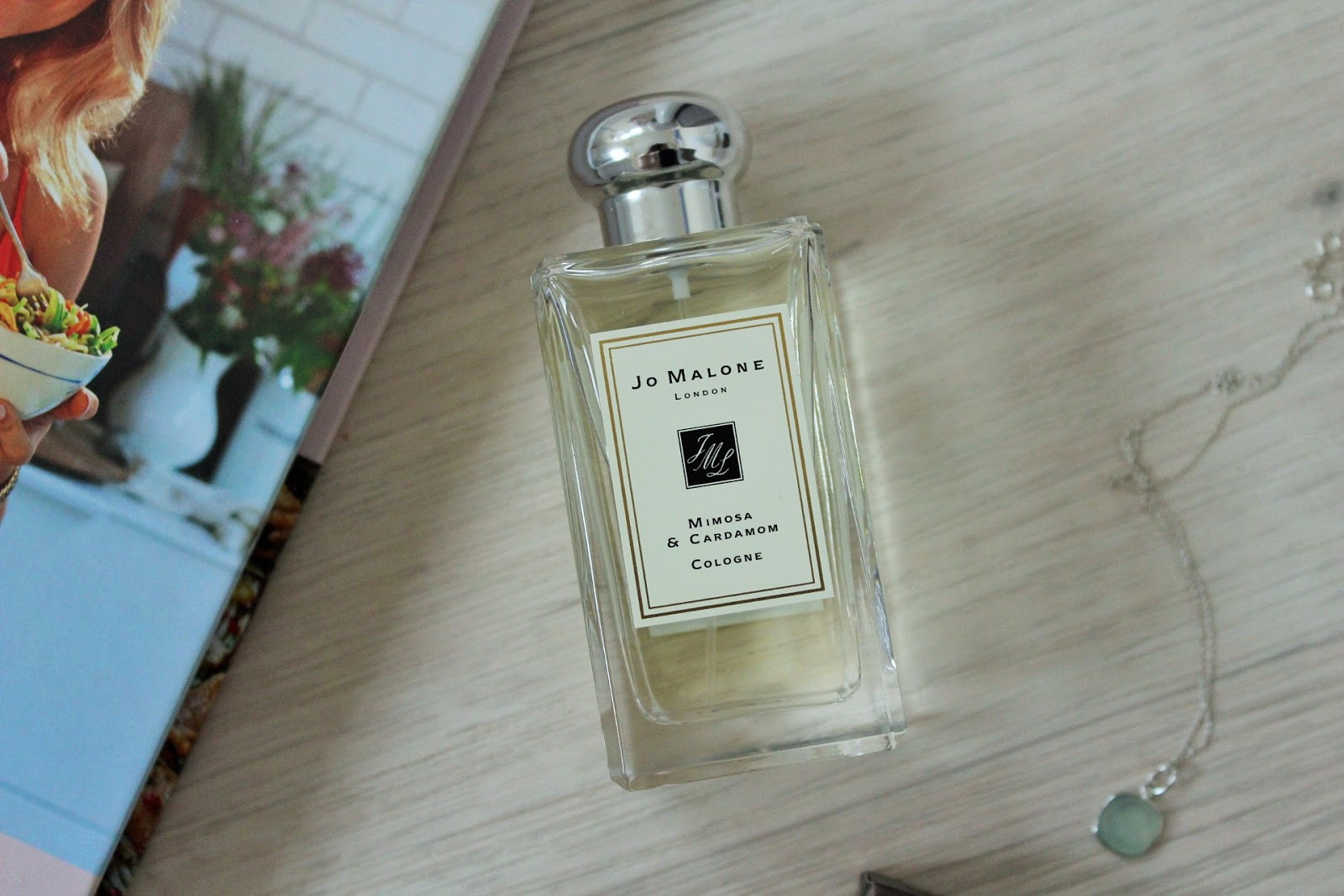Jo Malone Mimosa and Cardamom Cologne