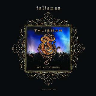 """Ο δίσκος των Talisman """"Live in Stockholm"""""""