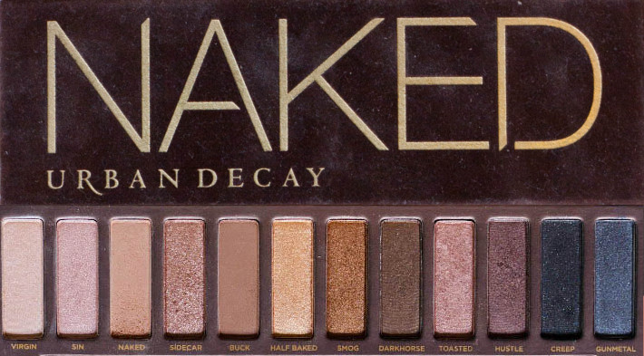 Urban Decay Naked All Palettes