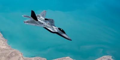 F-22 Raptor: Jet Tempur Terbaik yang Tidak Pernah Digunakan dalam Pertempuran