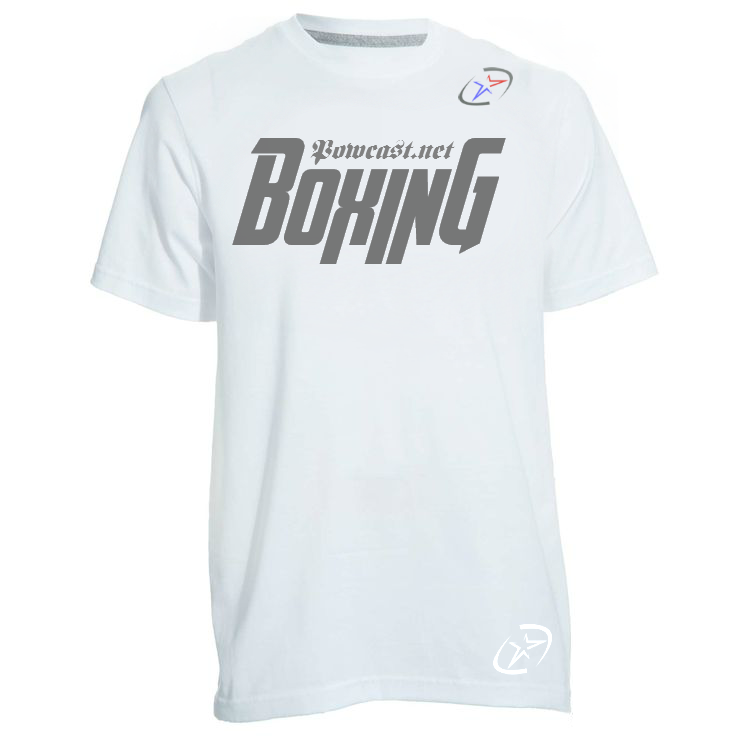 Powcast Boxing Shirt 001