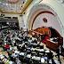 Parlamentarios del chavismo abandonaron la sesión